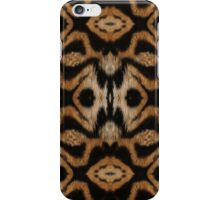 Tiger skin pattern 002 iPhone Case/Skin
