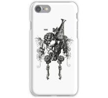 Queen Bahl (iphone case art) iPhone Case/Skin