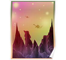 Star Dragons Poster
