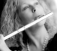 Flautist by Renee Hubbard Fine Art Photography