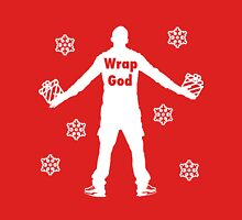 Christmas Wrap God Unisex T-Shirt