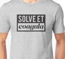 Solve et Coagula Unisex T-Shirt