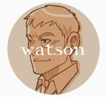 [Watson] by Cara McGee