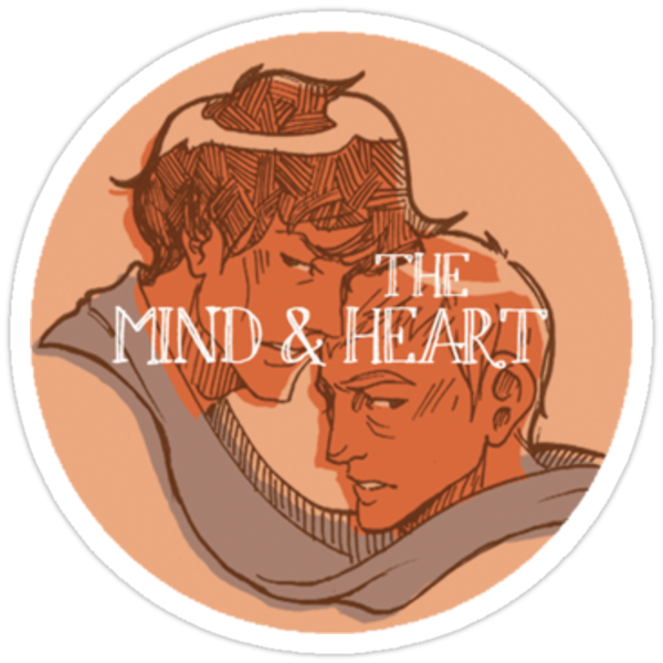 [the mind & the heart] by ohcararara