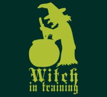 Witch in Training by Vojin Stanic