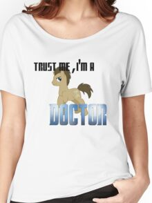 Trust Me, I'm A Doctor Women's Relaxed Fit T-Shirt