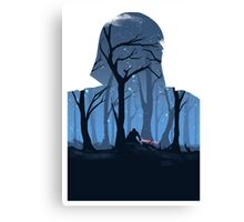 The Force Awakens Canvas Print