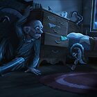 Something Under The Bed by jon siva