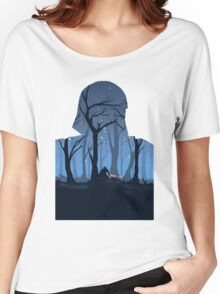 The Force Awakens Women's Relaxed Fit T-Shirt