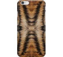 Tiger skin pattern 008 iPhone Case/Skin