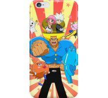 Anime Bobobo characters artwork iPhone Case/Skin