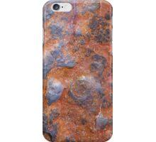 iphone rust skin 001 iPhone Case/Skin