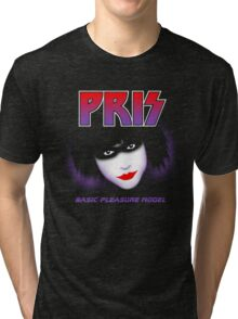 Pris - Basic Pleasure Model Tri-blend T-Shirt