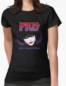 Pris - Basic Pleasure Model Womens Fitted T-Shirt