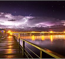Night CC Strikes by Rodney Trenchard
