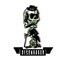 Disengaged Photographic Print