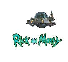 Morty-Rick by aniplexx