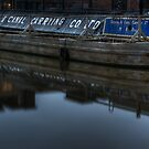 Barge, Gloucester Docks, Gloucester by KC Man