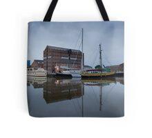 6am Gloucester Docks, Gloucester Tote Bag