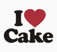I Love Cake by iheart