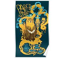 Paper Jam '15 by Devon Baker Poster