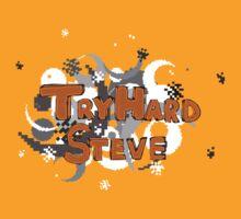 TryHardSteve | Basic logo by TryHardSteve