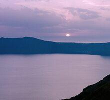 Santorini, Greece by Chu Man