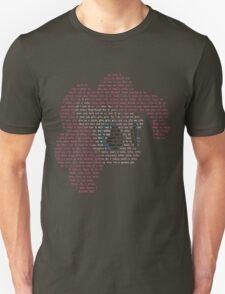 Pinkie Smile Typography Shirt Unisex T-Shirt