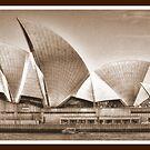 Sydney Opera House by Jason Scott