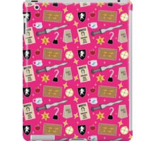 Once Upon A Time | Pink iPad Case/Skin