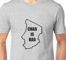 Chad Is Rad - Black Unisex T-Shirt