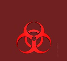Bio ~ Hazard logo by ANDIBLAIR