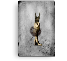 Who am I Canvas Print
