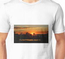 Misty Sunrise Unisex T-Shirt