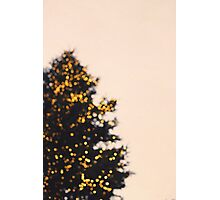 Merry & Bright Photographic Print