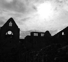 Tiverton Abbey by Scottograffi