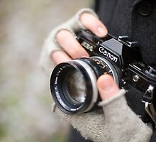 Canon AE1 by Bryant Scannell
