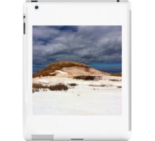 Cavendish Beach PEI Winter iPad Case/Skin