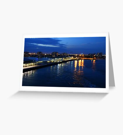 Farewell Melbourne Greeting Card