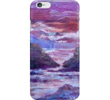 Waterscape View iPhone Case/Skin