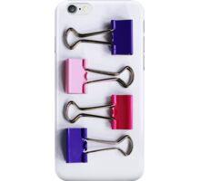 Clip i iPhone Case/Skin