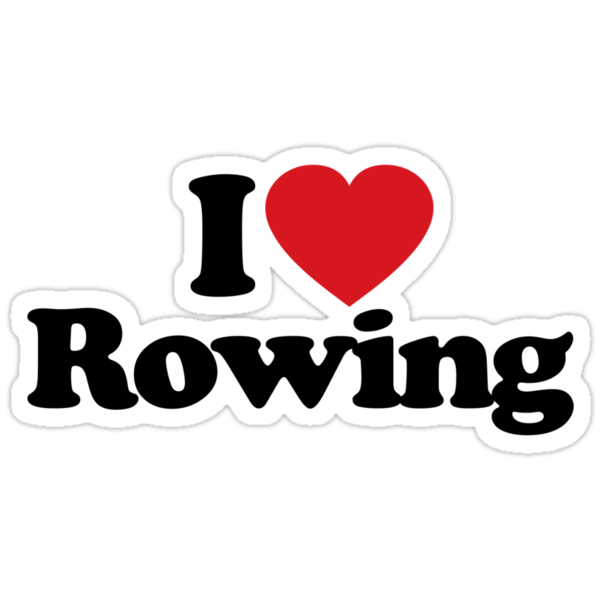 I Love Rowing by iheart