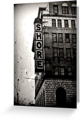why not stay at the Bates-I mean, Shore motel?  by ShellyKay