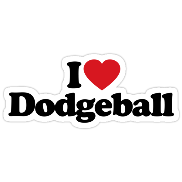 I Love Dodgeball by iheart