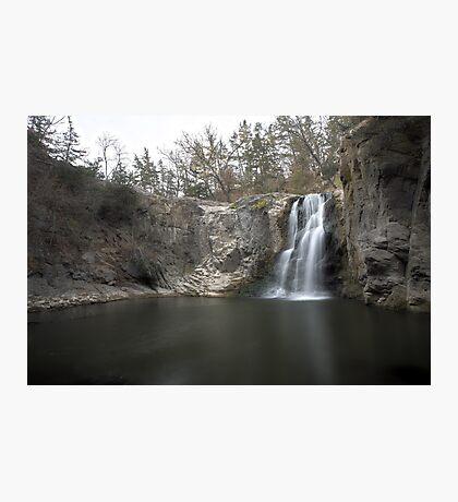 Redwood Falls Photographic Print