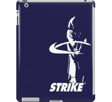 STRIKE NIKE (dark backgroung) iPad Case/Skin