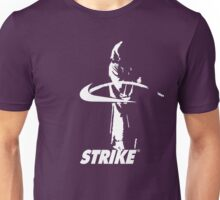 STRIKE NIKE (dark backgroung) Unisex T-Shirt