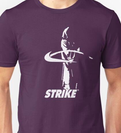 STRIKE NIKE (dark backgroung) Unisex T-Shirt