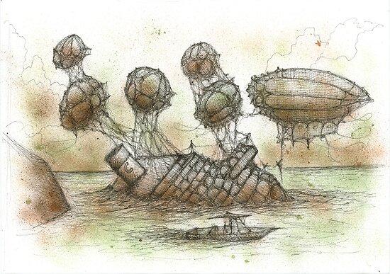 How to rescue Costa Concordia by Daniele Lunghini