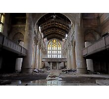 City Methodist Church Photographic Print